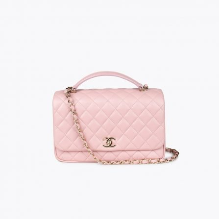 secondhand chanel flap bag